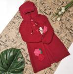 Кардиган «Цветы»