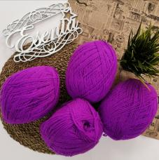 Пряжа для ручного вязания. Евро клубки.pk-002