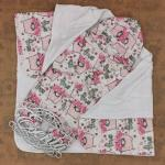 Комплект одеялко+комбинезон