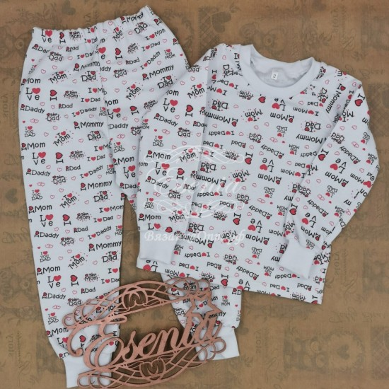 Пижама детская ( с начесом)